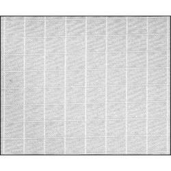 "Rosco #3030 Filter - Grid Cloth - 20x24"""