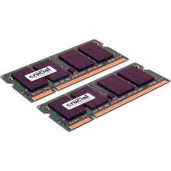Crucial 8GB (2x4GB) SO-DIMM Memory Upgrade Kit for Notebook