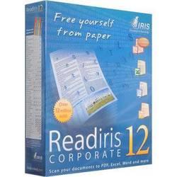 IRIS Readiris Pro 12 Corporate Software for PC