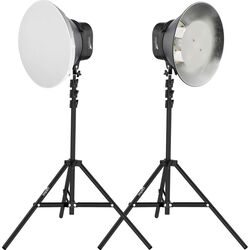 Impact 5-Lamp Cool LT 2-Light Diffusion Kit