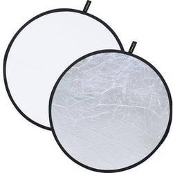"Creative Light 48"" White/Silver Reflector"