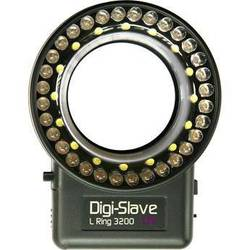 Digi-Slave L-Ring 3200 LED Ring Light (UV)
