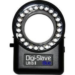 Digi-Slave L-Ring Ultra II Ring Light (Blue)