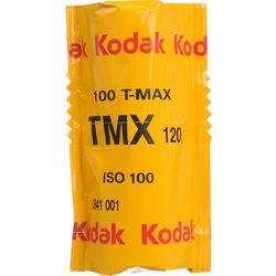 Kodak Professional T-Max 100 Black and White Negative Film (120 Roll Film)