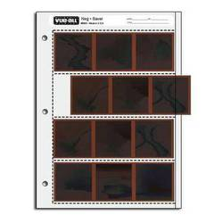 Vue-All Negative Saver Archival Storage Page, 6x6cm - 25 Pack