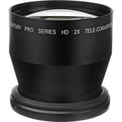 Century Precision Optics 2x Telephoto Converter Lens for Panasonic  AG-DVX100A and AG-DVX100
