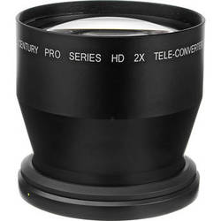 Century Precision Optics 0HD-20TC-EX1 2X Teleconverter Lens