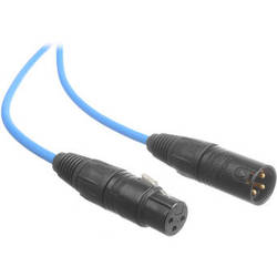 General Brand EXF Series XLR Male to XLR Female AES/EBU Cable - 3'