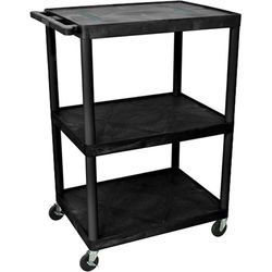 "Advance PL9-48R Pixmate Cart with Electrical Assembly (48"" Height)"