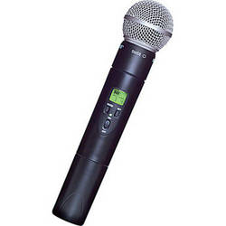Shure ULX2/58 (J1) UHF Handheld Transmitter with SM58 Microphone Head