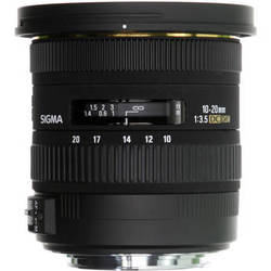 Sigma 10-20mm f/3.5 EX DC HSM Autofocus Zoom Lens for Sigma