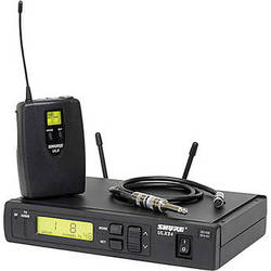Shure ULX Series - Wireless Instrument Microphone System