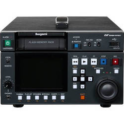 Ikegami GFS-P10 GFSTATION  Portable Flash Memory Recorder