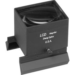 """Century Precision Optics DS-LCDM-00 1.7x Magnifying Glass for 2.5"""" LCD Monitor"""