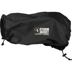 Vortex Media SLR Storm Jacket Camera Cover, Large (Black)