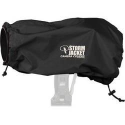 Vortex Media Pro SLR Storm Jacket Camera Cover, Medium (Black)