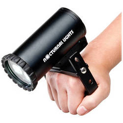 Nocturnal Lights SLX 800t Dive Light w/ Lantern Handle & Goodman Handle