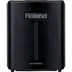 Roland BA-330 Portable Stereo PA Amplifier and Speaker System