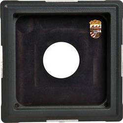 Linhof Double Recessed Lensboard f/ M 679cs w/ Rollei 1 Shutter