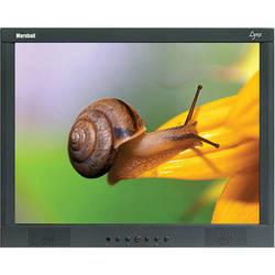 "Marshall Electronics M-Lynx-19-RM 19"" Lynx Series LCD Monitor with Rackmount Frame"