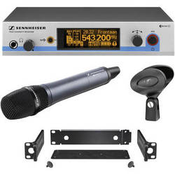 Sennheiser EW500-965 G3 Wireless Handheld Microphone System with E965 Mic (Frequency B / 626 - 668 MHz)
