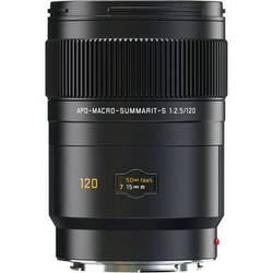 Leica APO-Macro-Summarit-S 120mm f/2.5 CS Lens