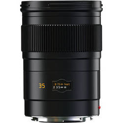 Leica Summarit-S 35mm f/2.5 ASPH CS Lens
