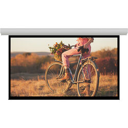 "Da-Lite 35168L Contour Electrol Motorized Projection Screen (90 x 160"")"