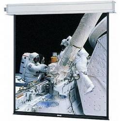 "Da-Lite 94285LS Advantage Electrol 54 x 96"" Ceiling-Recessed Motorized Screen (120V)"