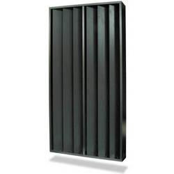 Primacoustic Flexi-Fuser - High Frequency Flutter Diffuser Panel (Black & Gray)