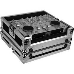 Marathon MA-RMX Flight Road Case (Black and Chrome)