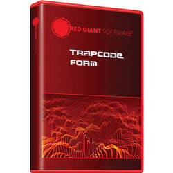 Red Giant Trapcode Form (Download)
