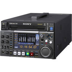 Sony PDW-F1600 XDCAM HD Player/Recorder