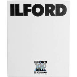 "Ilford Delta-100 Professional 4x5"" 25 Sheets B&W Print (Negative) Film (ISO-100)"