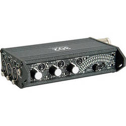 Sound Devices 302 Portable Compact Production Field Mixer