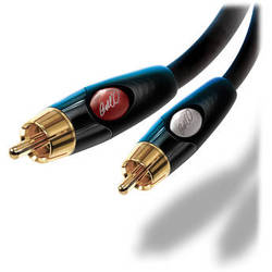 Bell'O ST7301 High Performance Stereo Audio Cable (3.3ft, 1m)