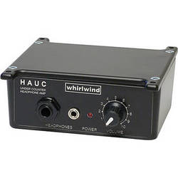 Whirlwind HAUC Active Stereo Headphone Control Box