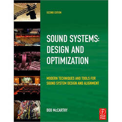 Focal Press Book: Sound Systems: Design and Optimization by Bob McCarthy