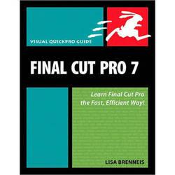 Pearson Education Final Cut Pro 7: Visual QuickPro Guide