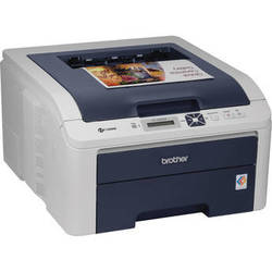 brother hl 3040cn digital color printer with networking hl3040cn. Black Bedroom Furniture Sets. Home Design Ideas