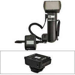 Metz mecablitz 76 MZ-5 digital Flash Kit for Canon Cameras