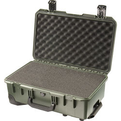 Pelican iM2500 Storm Trak Case with Foam (Olive Drab Green)