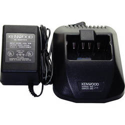 Kenwood KSC-24 Single Unit Desktop Rapid Charger for TK Series Radios