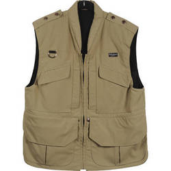 Billingham Small Photo Vest (Stone)