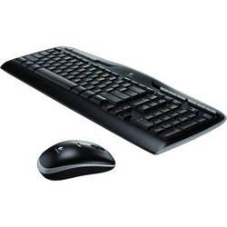 Logitech MK300 Wireless Desktop Keyboard and Mouse