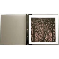 "Moab Chinle Ice Nine Portfolio Kit with Entrada Rag Natural (190 gsm) (12 x 13"", 10 Sheets)"