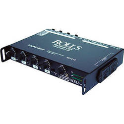 Rolls MX410 4-Channel Microphone Mixer