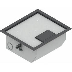 FSR RFL-QAV-GRY Raised Access Floor Box (Gray)