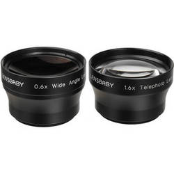 Lensbaby Wide Angle/Telephoto Kit for Lensbaby