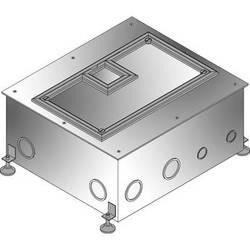 "FSR FSFL640P4 Floor Box - 4"" Deep"